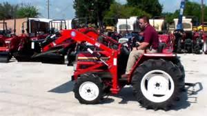 tracteur Yanmar FX24D
