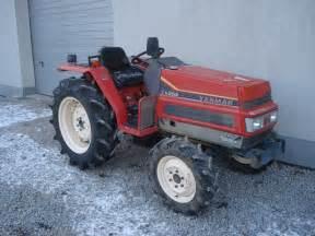 tracteur Yanmar FX255