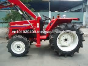 tracteur Yanmar FX265
