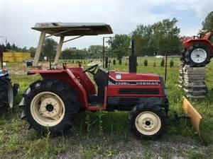 tracteur Yanmar FX26D
