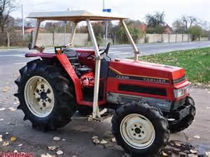 tracteur Yanmar FX335