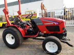 tracteur Yanmar KE-200H