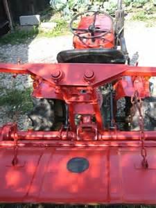 tracteur Yanmar YM1110