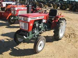tracteur Yanmar YM1600
