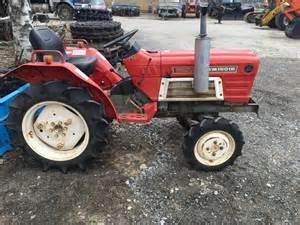 tracteur Yanmar YM1601D