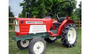 tracteur Yanmar YM1610