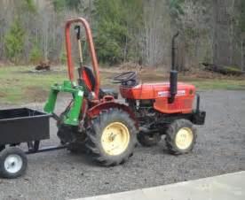 tracteur Yanmar YM169