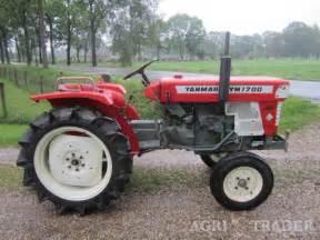 tracteur Yanmar YM1700