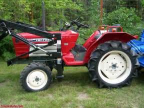 tracteur Yanmar YM1702