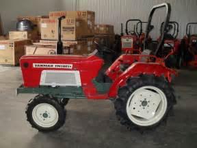 tracteur Yanmar YM180