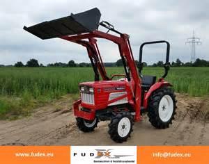 tracteur Yanmar YM2010