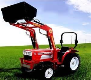 tracteur Yanmar YM2020
