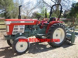 tracteur Yanmar YM2210