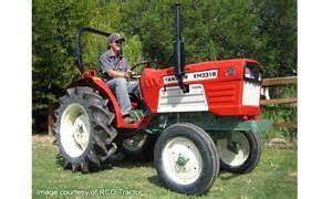 tracteur Yanmar YM2310