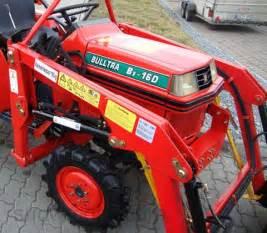 tracteur Yanmar YM236