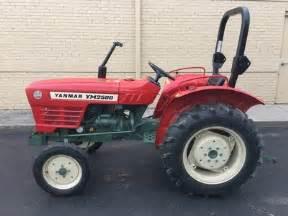 tracteur Yanmar YM2500