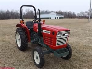 tracteur Yanmar YM2610