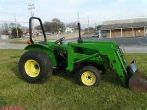 tracteur Yanmar YM336