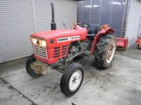 tracteur Yanmar YM3810