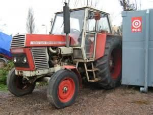 tracteur Zetor 10111