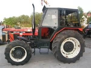 tracteur Zetor 11245