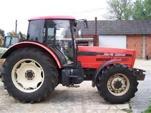 tracteur Zetor 11641