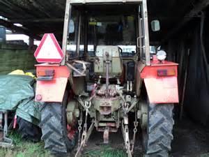 tracteur Zetor 4718