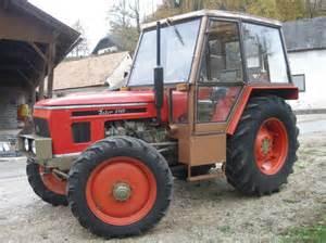tracteur Zetor 5745