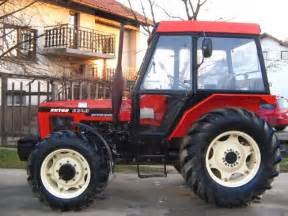 tracteur Zetor 6320