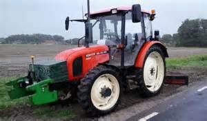 tracteur Zetor 6341