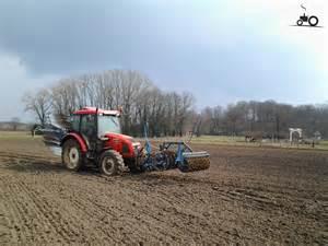 tracteur Zetor 6441