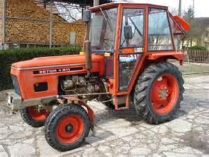 tracteur Zetor 6945
