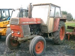 tracteur Zetor 8011