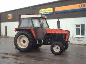 tracteur Zetor 8111