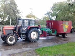 tracteur Zetor 8245