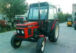 tracteur Zetor 9211