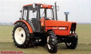 tracteur Zetor 9540