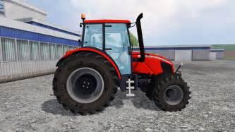 tracteur Zetor FORTERRA 100