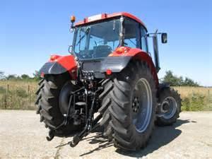 tracteur Zetor FORTERRA 125