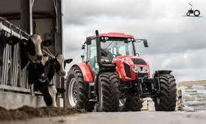 tracteur Zetor FORTERRA 130 HD