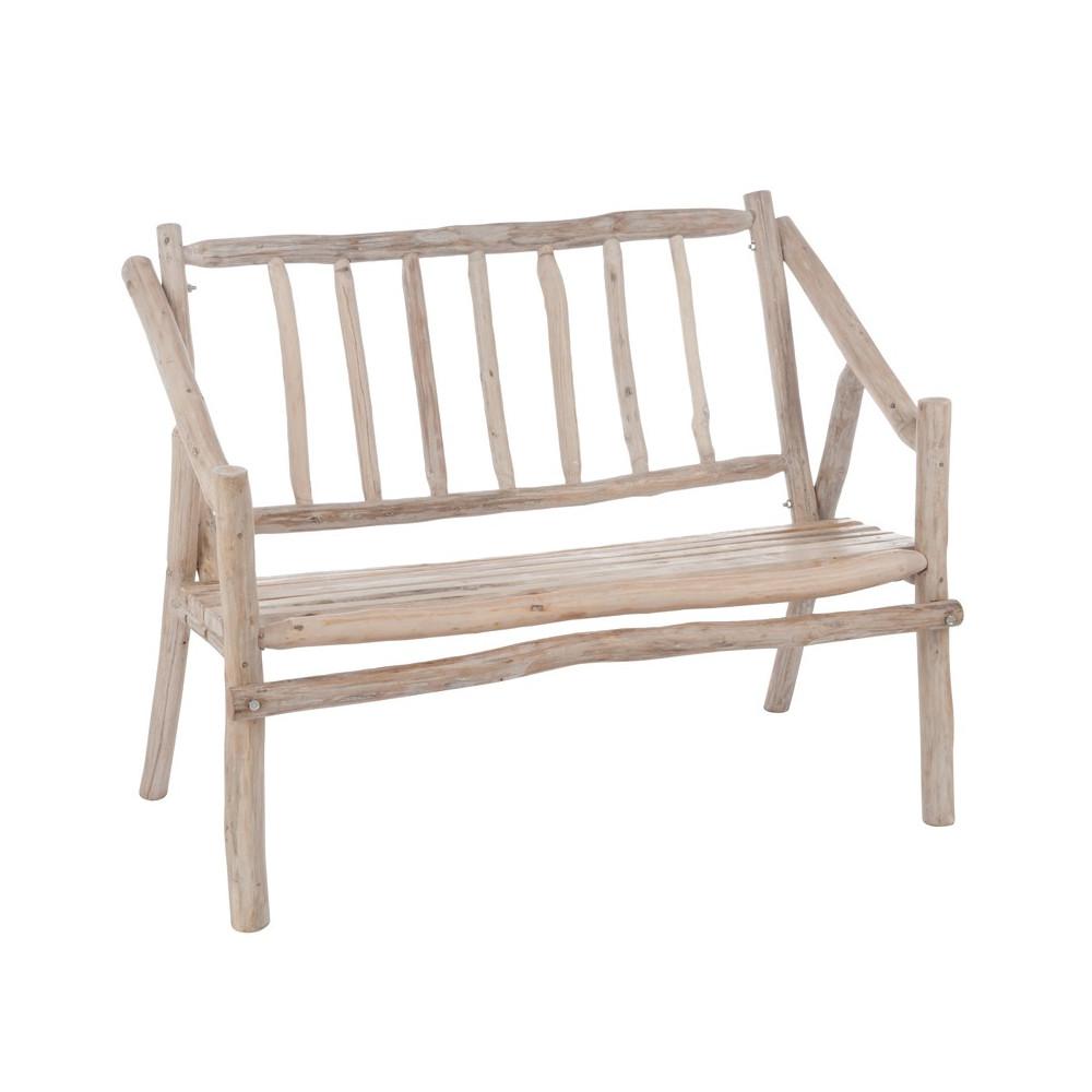 banc en bois oscar