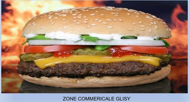 ZONE COMMERCIALE GLISY