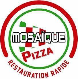 Mozaique pizza