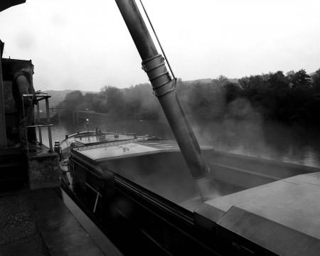 Port céréalier de Metz