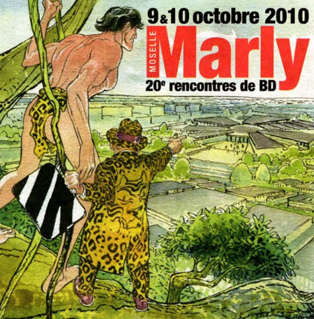 rencontres bd marly