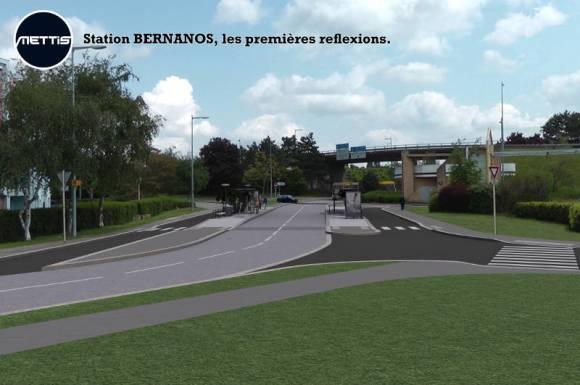 Station Bernanos