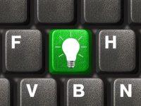 symbole idée ampoule