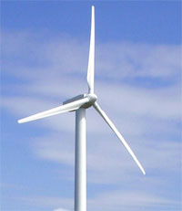 Photo of Une éolienne de 200m de haut face au Château de Malbrouck