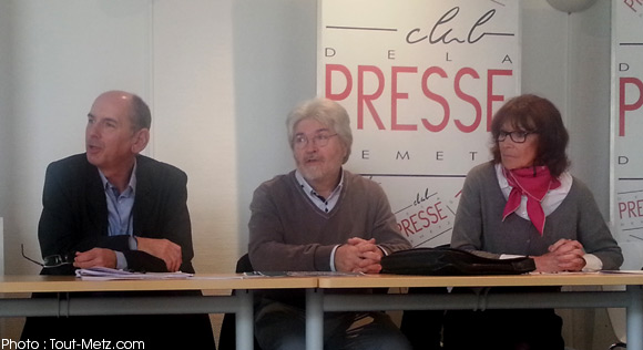 Cause commune à l'extrême gauche - Conférence de presse du 7 novembre 2013
