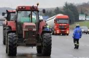 Manifestation : plus de 300 agriculteurs à Saint-Avold ce matin (photos)